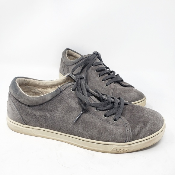 UGG Shoes | Womens Ugg Grey Sneakers